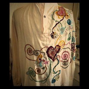 Gypsy Johnny shirt Magnolia Pearl
